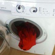 la lavatrice inquina le acque