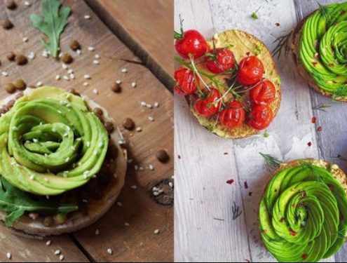 The avocado show: tutto a base di avocado