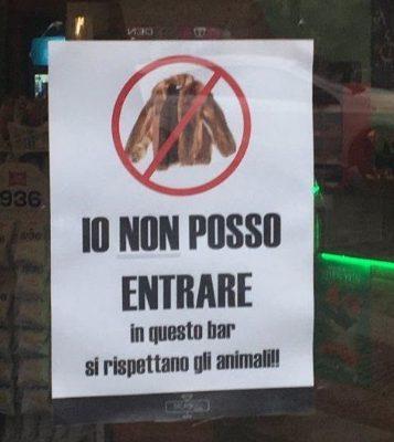 No alle pellicce