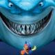 Punzecchia lo squalo azzannato
